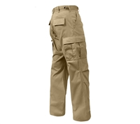 Rothco Khaki Tactical BDU Pants - 7901