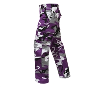 Rothco Violet Camouflage BDU Pants - 7925