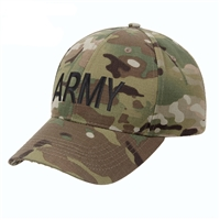 Rothco Army Multicam Low Profile Cap - 8087