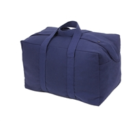 Rothco Small Navy Blue Parachute Cargo Bag 8103