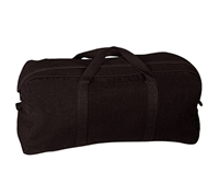 Rothco Black Tanker Tool Bag - 8183