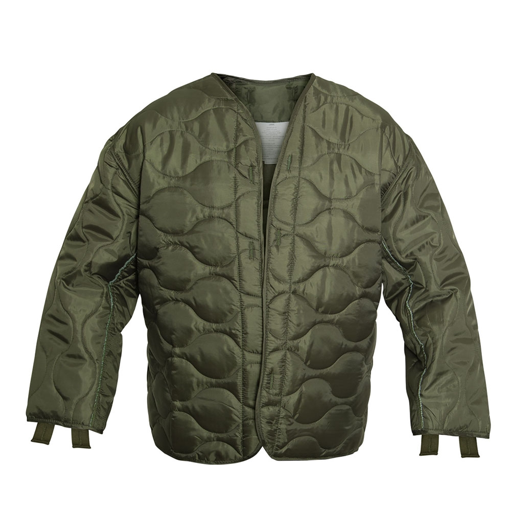 0fb6fc48d1537 Rothco Olive Drab M-65 Field Jacket Liner - 8292. View Larger Photo ...
