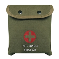 Rothco M-1 Jungle First Aid Kit with Contents - 8329