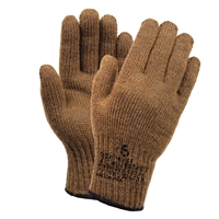 Rothco Coyote Brown G.I. Glove Liners 8458