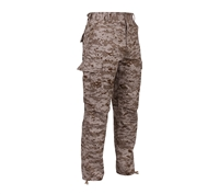 Rothco Desert Digital Camo Tactical BDU Pants - 8650