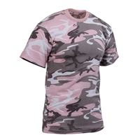 Rothco Subdued Pink T-Shirt - 8681