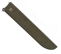 Rothco Olive Drab Plastic Machete Sheath - 870