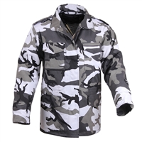 Rothco Urban Camo M-65 Field Jacket - 8994