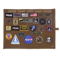 Rothco Hanging Roll-Up Morale Patch Board 9010