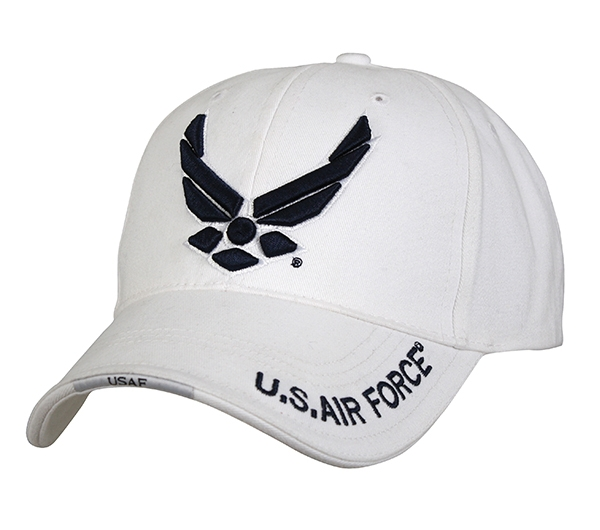 8d02d8238c0 Rothco White Air Force Cap - 9154. View Larger Photo ...