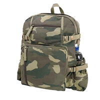 Rothco Vintage Canvas Jumbo Backpack 9260