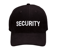 Rothco Black Security Cap - 9282