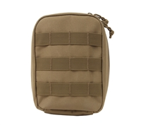 Rothco Coyote Molle Tactical First Aid Pouch - 9703