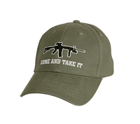 Rothco 9809 Come And Take It Cap