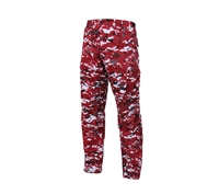 Rothco Red Digital Camo BDU Pants - 99640