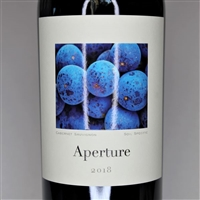 750ml bottle of 2018 vintage Aperture Cellars Cabernet Sauvignon from Alexander Valley of Sonoma California