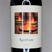750ml bottle of 2018 Aperture Cellars Red Blend of Bordeaux varietals from the Alexander Valley of Sonoma County California
