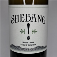 750ml bottle of California White Wine Blend The Whole Shebang by Bedrock Wine Co.