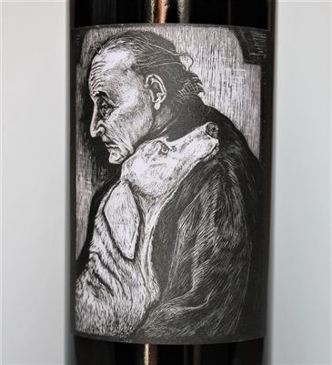 750ml bottle of 2015 Behrens Family Cemetery Cabernet Sauvignon from the St Helena AVA of Napa Valley California
