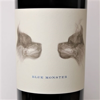 750ml bottle of 2018 Blue Monster Cabernet Sauvignon from the Yountville AVA of Napa Valley California
