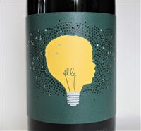 750ml bottle of 2015 Brainchild Red by Patrick McNeil wines from Napa Valley California