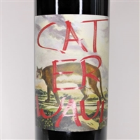 750ml bottle of 2018 Caterwaul Cabernet Sauvignon from the Regusci Vineyard in Stags Leap District AVA of Napa Valley California