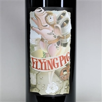750ml bottle of 2018 Cayuse Flying Pig Cabernet Franc Merlot Cabernet Sauvignon from the Walla Walla Valley of Washington State