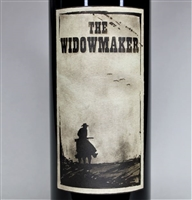 750ml bottle of 2018 Cayuse Widowmaker Cabernet Sauvignon from the En Chamberlin Vineyard in Walla Walla Valley of Washington State
