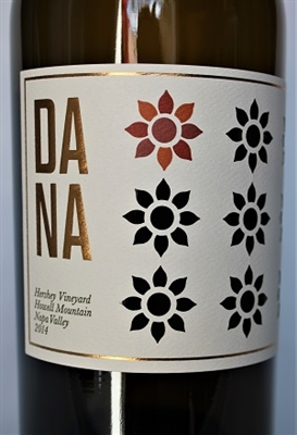 750ml bottle of 2014 Dana Estates Sauvignon Blanc from the Hershey Vineyard of Howell Mountain Napa Valley California