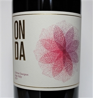 750 ml bottle of 2014 Dana Estates Onda Cabernet Sauvignon from Napa Valley California USA