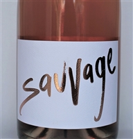 750ml bottle of NV Gruet Sauvage Rosé an American sparkling wine