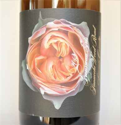 750ml bottle of 2019 Jolie-Laide Trousseau Gris white wine from Fanucchi-Wood Road Vineyard in Russian River Valley AVA of Sonoma County California