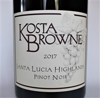 1.5L magnum of 2017 Kosta Browne Pinot Noir from the Santa Lucia Highlands of Monterey County California