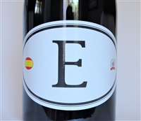 750ml bottle of Locations E7 a Spanish red wine blend of Grenache Tempranillo Monastrell and Carignan by Dave Phinney