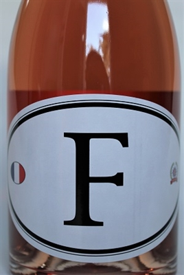 750ml bottle of Locations F6 Rose of 100% Grenache the South of France by Dave Phinney