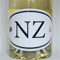 750ml bottle of Locations NZ8 Sauvignon Blanc a white wine from the island of New Zeland from by Dave Phinney