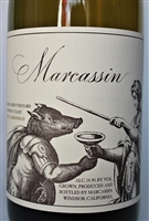 750 ml bottle of Marcassin Estate Chardonnay 2012 from the Marcassin Vineyard on the Sonoma Coast of California white wine