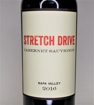 750 ml bottle of 2016 Post Parade Stretch Drive Cabernet Sauvignon from Napa Valley, California