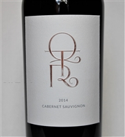 750ml bottle of 2014 QTR Cabernet Sauvignon from Napa Valley California