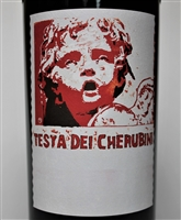 750 ml bottle of 2014 Sine Qua Non Testa Dei Cherubini Estate Grenache from the Eleven Confessions Vineyard produced and bottled in Ventura California by Manfred Krankl