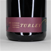 750ml bottle of 2018 Turley Old Vines Zinfandel from California