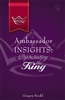 Ambassador Insights: Representing the King