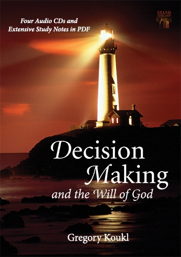 God and decision-making