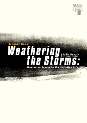 Weathering the Storms: Staying on Course in the Christian Life