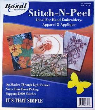 Stitch & Peel 8-1/2 in x 11 in 10pk