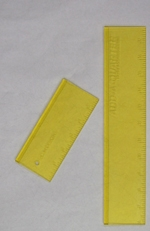Add-A-Quarter 18 inch Cut Ruler
