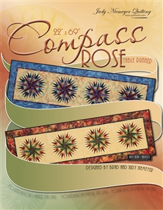 Compass Rose Table Runner