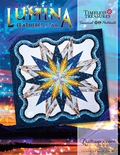 Lumina Feathered Star - DISCONTINUED