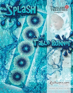 Splash Table Runner