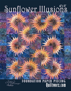 Sunflower Illusions Basic Pattern